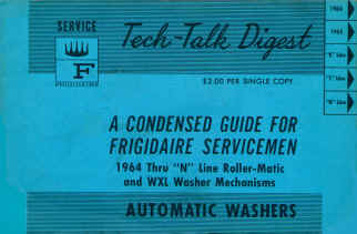 '64-68 Frigidaire Digest Cover