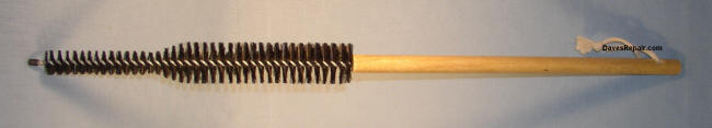 #MA405 refrigerator coil brush - CLOSEOUT!