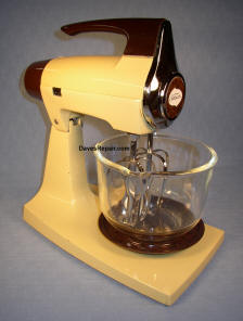 Typical 1970's Sunbeam Mixmaster
